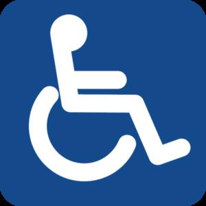 Accès Handicapés Institut Kaoma Marly